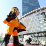 「GRAND ART FES」グランフロント大阪5周年で巨大アート作品が大阪駅前に集結!