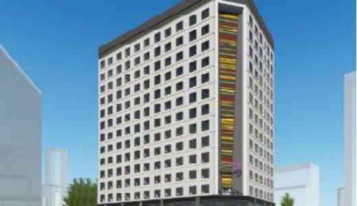 「モクシー大阪新梅田」国内3カ所目となるモクシーブランドのホテルが大阪・福島に2020年開業!