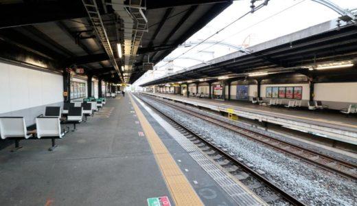 大阪環状線改造プロジェクトー玉造駅リニューアル工事の状況 18.04