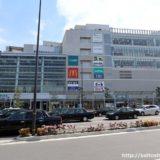 竣工したパピオスあかし(PAPIOS AKASHI)明石駅前南地区第一種市街地再開発事業・施設棟の状況 18.05