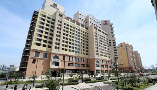 「ホテル ユニバーサル ポート ヴィータ」USJ7棟目のオフィシャルホテル(仮称)島屋6丁目計画の状況 18.05