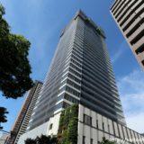 グランドメゾン新梅田タワーの建設状況 18.05