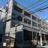 (仮称)中央区上町計画 ボーケン大阪本部ビル跡に建設されるタワーマンションの状況 18.05