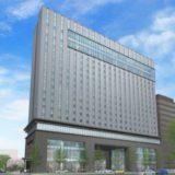 (仮称)大阪エクセルホテル東急が入居する(仮称)積和不動産関西南御堂ビルの状況 18.06