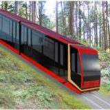 「新型 高野山ケーブルカー」車両デザイン決定。ケーブルカーが54年ぶりに新車に!