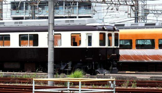 近鉄の観光列車「つどい」のリニューアルが進行、外装はイメージパース通りレトロな雰囲気に変身中!
