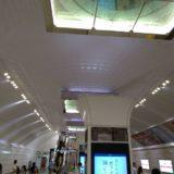 Osaka Metro(大阪メトロ)が梅田駅に「駅構内では長さ日本一となるパノラマビジョンを設置する」と発表!