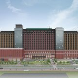 リーベルホテル アット ユニバーサル・スタジオ・ジャパン〜武蔵野がJR桜島駅前に建設中の巨大ホテルの正式名称が決定!