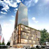 札幌市ー南2西3南西地区第1種市街地再開発事業は高さ約122m、地上28階建ての超高層ビル!