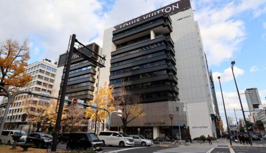 大丸松坂屋百貨店が心斎橋プラザビル本館など4棟の共有持分を取得。ヒューリック、竹中工務店、JR西日本不動産開発と共に再開発を計画か?