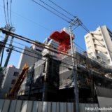 「WBF新大阪ホテル」地上32階建て、高さ105m、日本一細い超高層タワーホテル計画の状況 18.07