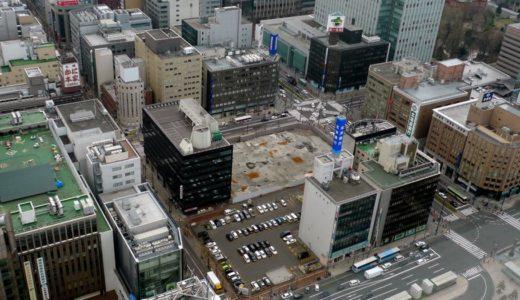 ヨドバシ札幌タワーが実現?札幌西武跡地再開発ビル、札幌市が準備組合設立へ調整。総事業費1千億円規模、地上30階以上となる可能性