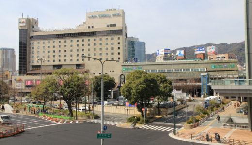 JR三ノ宮駅ビルの建替えが始動。三宮ターミナルビルの解体工事は2018年秋に着手