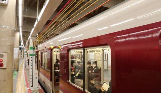 近鉄が大阪阿部野橋駅に昇降ロープ式ホームドア(可動式ホーム柵)の本格的な設置工事に着手