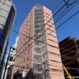 2018年9月8日オープン決定!サラサホテル新大阪建設工事の状況 18.07