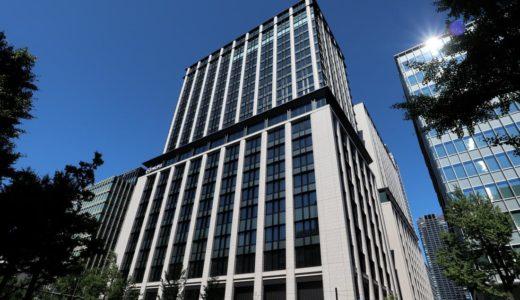 三菱UFJ銀行大阪ビル本館の建設工事の状況 18.07