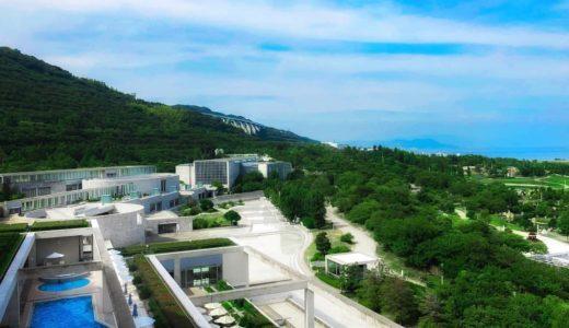 【2020年度開業予定】明石海峡公園淡路地区内にリゾートエリアを整備。シースケープ・ラウンジ(飲食・ショッピング)の事業者を公募!