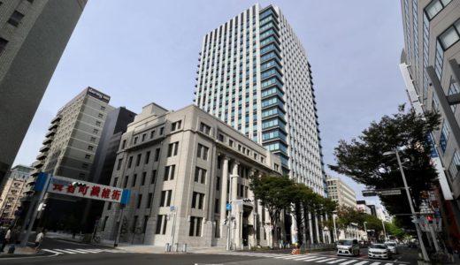 【竣工】広小路クロスタワー「旧名古屋銀行本店ビル」を保存再生する再開発計画の状況 18.09
