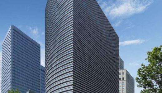【2021年4月竣工予定】京阪神OBPビル新築工事の状況 18.10
