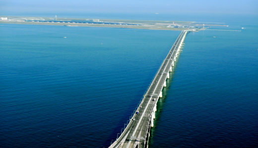 【関空復旧状況】10月6日から関西空港連絡橋のマイカーの通行が可能に!