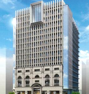 【2020年新ホテル開業予定】約300室の外資系ホテルが開業予定、旧堂島ホテルの解体状況 18.10