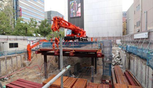 (仮称)大阪Mプロジェクト「ルイ・ヴィトン」が心斎橋筋2丁目の御堂筋沿いに建設予定の複合ビル計画の状況 18.10