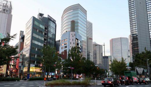 【2019年初頭開業】改装される御堂筋フロントタワーの状況 18.10