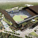 【2023年開業予定】「北海道ボールパーク」日本ハムの新球場の最新のイメージパースが公開される!