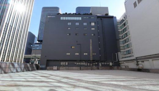 【2020年新ホテル開業予定】(仮称)堂島ホテル建て替え計画の状況 18.11
