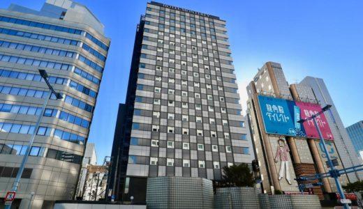 【竣工】ホテルモントレ ル・フレール大阪の状況 18.11【2018年8月27日開業済み】
