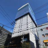 からくさホテルグランデ新大阪タワーの建設状況 18.11
