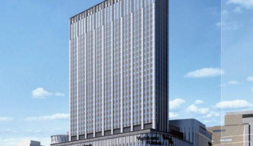 【2020年初春開業予定】(仮称)ヨドバシ梅田タワー計画の状況 18.12