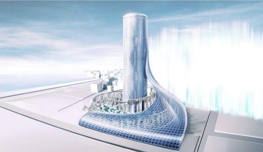 【2024年開業を目指す】OsakaMetro(大阪メトロ)が『夢洲駅タワービル』計画を発表。高さは最高275m、総工費は1000億円!