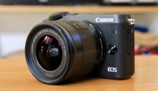 EOS M6を導入!小型、軽量、高画質に加え、「操作性」が良い「写真を取りたくなるカメラ」だった!