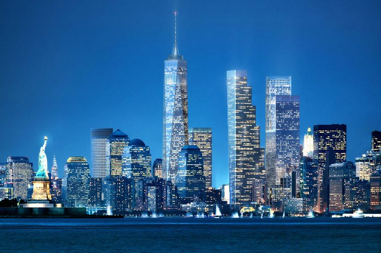 025_2 WTC FromHudsonNight_Image by DBOX