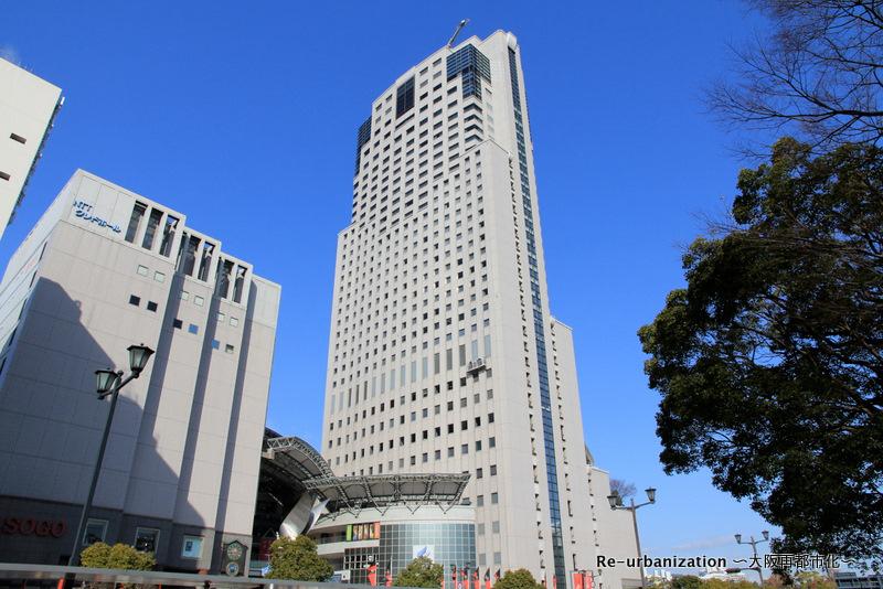 NTTクレド基町ビル(リーガロイヤルホテル広島)