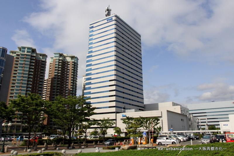 TNC放送会館 | Re-urbanization -再都市化-