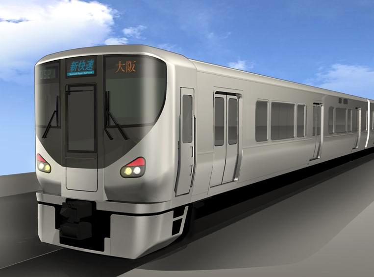 新型「225系」投入! | Re-urbanization -再都市化-