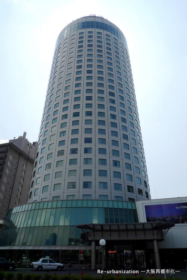 札幌プリンスホテルタワー   Re-urbanization -再都市化-