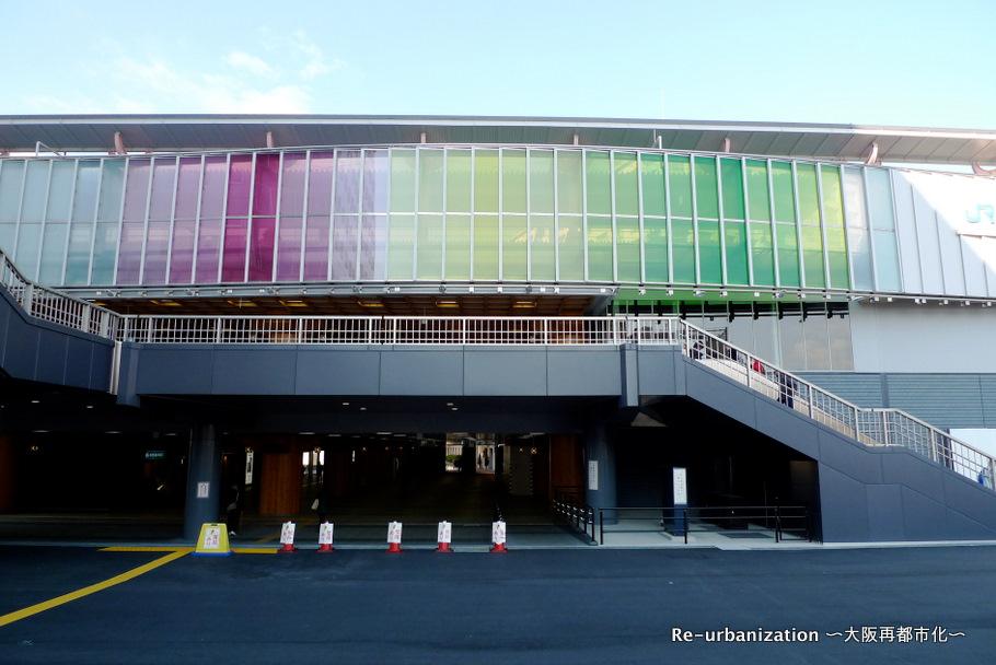 JR奈良駅高架化工事 10.11 | Re-...