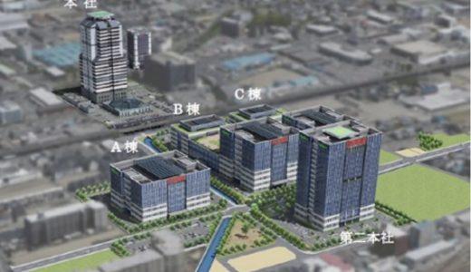 日本電産が第2本社など新拠点を建設、投資規模は2千億円!