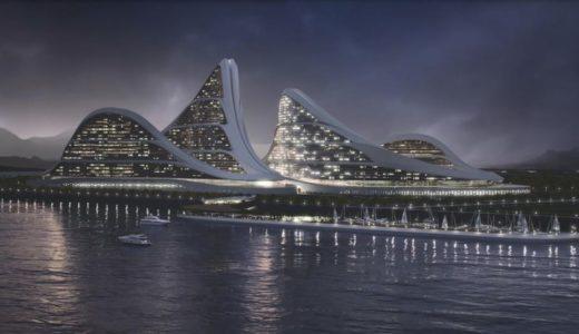 【大阪IR】香港メルコリゾーツも1兆円投資を表明!コンセプトは「未来都市」