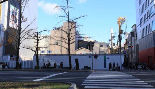 (仮称)大阪Mプロジェクト「ルイ・ヴィトン」が心斎橋筋2丁目の御堂筋沿いに建設予定の複合ビル計画の状況 18.12
