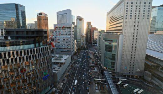 【2023年3月完成予定】大阪駅前1号線整備事業および大阪駅前地下道改良事業の状況 18.12.30