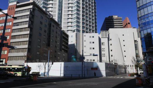 【2020年09月竣工】(仮称)新サンケイビル建替プロジェクトの建設状況 19.01