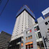 からくさホテルグランデ新大阪タワーの建設状況  19.01
