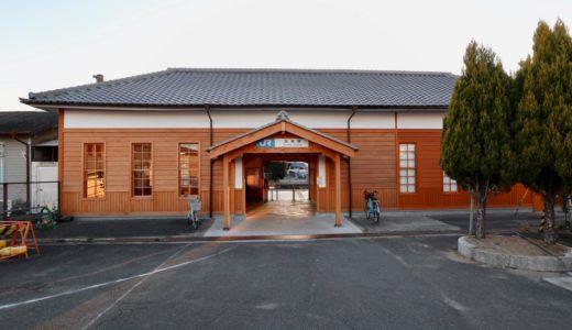 JR桜井線ー京終駅(きょうばてえき)の駅舎が明治の開業当時の姿に復元されレトロ感あふれる姿に変身!
