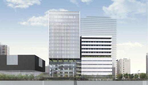 中之島4丁目 未来医療国際拠点整備・運営事業の優先交渉権者を日本生命・京阪HD・関電不動産グループに決定