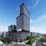 【2024年度完成予定】中部日本ビルディング(中日ビル)の建て替え計画、新中日ビルの基本計画発表!