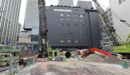 【2020年開業予定】(仮称)堂島ホテル建て替え計画の状況 19.02